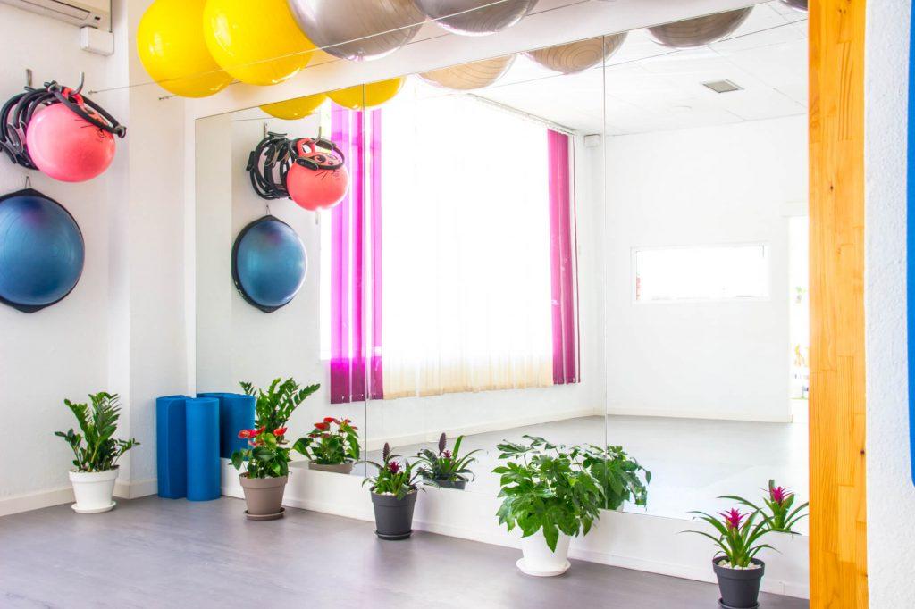 plantas centro de fisioterapia